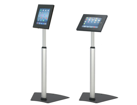 Freestanding iPad Holder