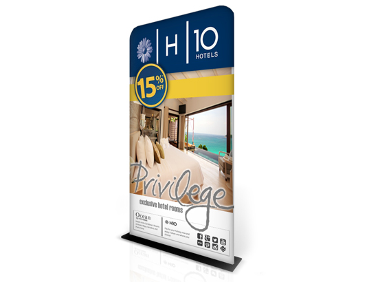 Fabric Exhibition Stand Uk : Branded fabric display stands 1200mm popup stands uk