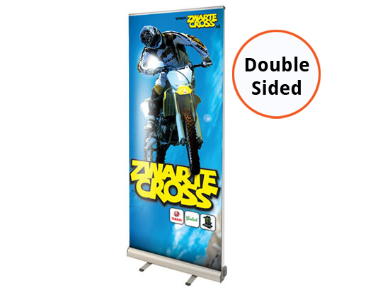 Double Sided VX3085 Banner