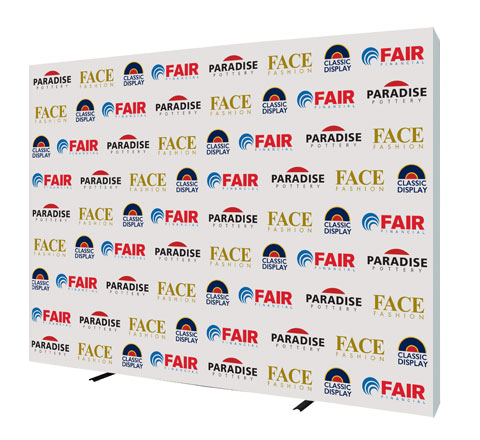Step and repeat banners - 3m