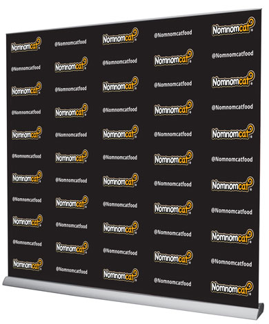 3m step and repeat banner